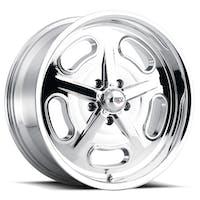 REV Wheels 111C-2857300 - 111 Classic Salt Flat Series 20x8.5 5x127 00MM Chrome REV Wheel