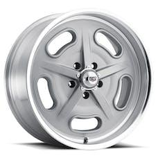 REV Wheels 111S-2856100 - 111 Classic Salt Flat Series 20x8.5 5x120.7 0MM Anthracite REV Wheel