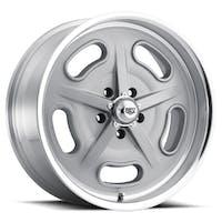 REV Wheels 111S-2857300 - 111 Classic Salt Flat Series 20x8.5 5x127 0MM Anthracite REV Wheel