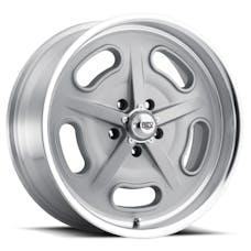 REV Wheels 111S-2957300 - 111 Classic Salt Flat Series 20x9.5 5x127 0MM Anthracite REV Wheel