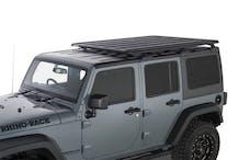 "RHINO-RACK JA8548 - 72"" x 56"" Pioneer Platform with Backbone System for 07-18 Jeep Wrangler Unlimited JK Hardtop - Unassembled"