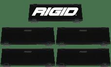 RIGID Industries 105613 RDS Series Light Cover Black