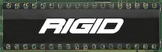 "RIGID Industries 105843 SR-Series Light Cover 6"" Black"