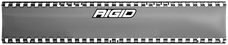 "RIGID Industries 106013 SR-Series Light Cover 10"" Smoke"