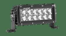 "RIGID Industries 106113 E-Series PRO 6"" Flood Light"
