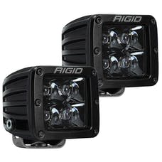 RIGID Industries 202213BLK D-Series PRO Midnight Black Optic Spot Light