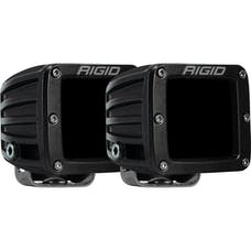 RIGID Industries 202293 D-Series Infrared Spot Surface Mount Pair
