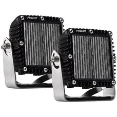 RIGID Industries 244813 Q-Series Sar Auxiliary High Beam Light Pair