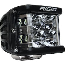 RIGID Industries 261113 Dually Side Shooter PRO LED Flood Light, Surface Mount