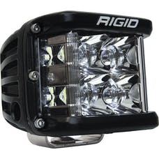 RIGID Industries 261213 Dually Side Shooter PRO LED Spot Light, Surface Mount