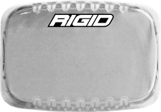 RIGID Industries 301923 SR-M-Series Light Cover Clear