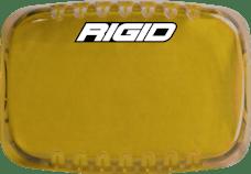 RIGID Industries 301933 SR-M-Series Light Cover Amber