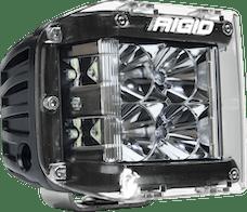 Rigid Industries 32182 COVER D-SS SERIES CLR