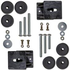 """ROCK KRAWLER RK06726 - Rear 1-4"""" Bump Stops - 18-Present Wrangler JL 2-Door/ JLU 4-Door"""