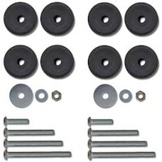 """Rock Krawler RK06727 - Front 1-4"""" Bump Stops - 18-Present Wrangler JL 2-Door/ JLU 4-Door"""