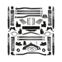 Rock Krawler JK35X2LA-2TT Jeep Wrangler JK 3.5 Inch X Factor X2 Series Long Arm System - TT