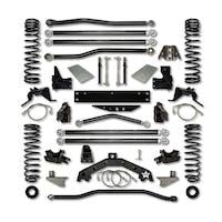 Rock Krawler JK35X2LA-6S Jeep Wrangler JK 3.5 Inch X Factor X2 Series Long Arm System w/ 6 Inch Rear Stretch