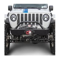 Rock Krawler RK06860 Jeep Wrangler JL Mid Width Front Bumper