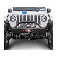 Rock Krawler RK06863K Jeep Wrangler JL Tramp Stamp and License Plate Holder Kit