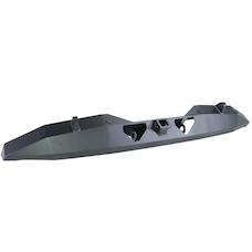 Rock Slide Engineering RB-F-101-JL - Rigid Rear Bumper with Shackle Points - Black Powdercoat