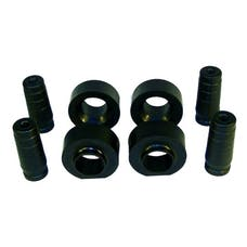 RT Offroad RT21028 Poly Spacer Lift Kit (1.75 inches) for 1997-2006 Jeep TJ Wrangler