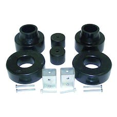 """RT Offroad RT21037 Lift & Level Kit, for 99-04 Jeep WJ, WG, L & R, Front & Rear, 1.75"""" Spacer Lift"""
