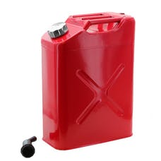 RT Offroad RT26010 Jerry Can for Universal Applications, Red, 5.4 Gallons