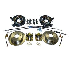 RT Offroad RT31006 Disc Brake Conversion Kit, Rear, Dana 35, w/o ABS