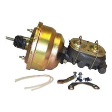 "RT Offroad RT31023 HD Dual Diaphragm Brake Booster with 1"" Bore Master Cylinder for TJ w/o ABS"