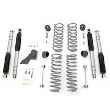 Rubicon Express - RE7121M - JK Lift Kit 2.5 Inch W/Mono Tube Shocks 07-18 Jeep Wrangler JK 2 Dr