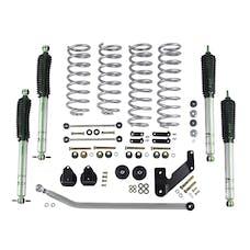 Rubicon Express - RE7122M - JK Lift Kit Standard 3.5 Inch W/Mono Tube Shocks 07-18 Jeep Wrangler JK 2 Dr