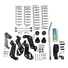 Rubicon Express - RE7125 - JK Lift Kit 3.5 Inch Sport No Shocks 07-18 Jeep Wrangler JK 2 Dr