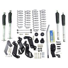Rubicon Express - RE7125M - JK Lift Kit 3.5 Inch Sport W/Mono Tube Shocks 07-18 Jeep Wrangler JK 2 Dr