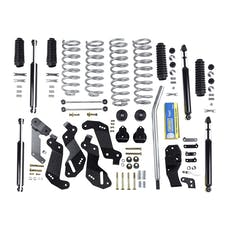 Rubicon Express - RE7125T - JK Lift Kit 3.5 Inch Sport W/Twin Tube Shocks 07-18 Jeep Wrangler JK 2 Dr