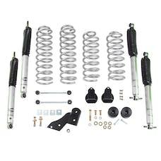 Rubicon Express - RE7141M - JK Lift Kit 2.5 Inch W/Mono Tube Shocks 07-18 Jeep Wrangler JKU 4 Dr