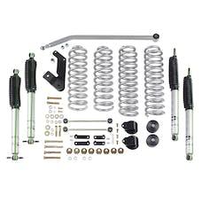 Rubicon Express - RE7142M - JK Lift Kit Standard 3.5 Inch W/Mono Tube Shocks 07-18 Jeep Wrangler JKU 4 Dr