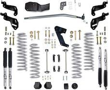 Rubicon Express - RE7145M - JK Lift Kit 3.5 Inch Sport W/Mono Tube Shocks 07-18 Jeep Wrangler JKU 4 Dr