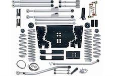 Rubicon Express - RE7147 - JK Lift Kit Super Flex 3.5 Inch No Shocks 07-18 Jeep Wrangler JKU 4 Dr
