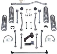 Rubicon Express - RE7148 - 4.5 Inch Super-Flex Suspension Lift Kit for 07-18 JK Wrangler Unlimited and Rubicon Unlimited