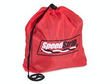 SpeedStrap 34102 - 1 Inch SuperStrap Storage Bag Red Nylon