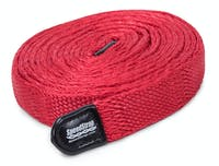 SpeedStrap 34130 - 1 Inch SuperStrap Weavable Recovery Strap 30 Foot Red Nylon