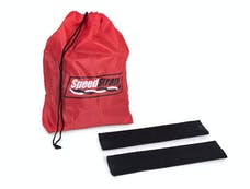 SpeedStrap 34200 - 2 Inch Big Daddy Accessory Kit Red Nylon