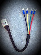 sPOD 300-ARB - Wiring Harness Adapter For ARB Compressor