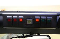 sPOD 630-0915 - JK Switch Panel 6 Switch W/Genesis Adapter 09-17 Wrangler JK G Screen Not Included Multi Color