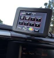 sPOD 8-700-TS-TJ - TJ Swicth Panel 8 Circuit Source SE W/Touchscreen 97-06 Wrangler TJ