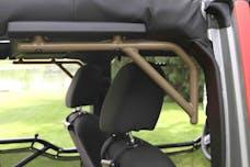 Steinjager Grab Handle Kit Wrangler JK 2007-2018 Rigid Design Rear for 4 Door JKU Military Beige
