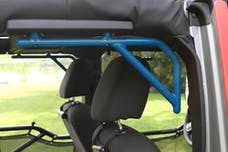 Steinjager Grab Handle Kit Wrangler JK 2007-2018 Rigid Design Rear for 4 Door JKU Playboy Blue