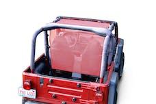 Steinjager Tops, Fabric Teddy Wrangler TJ 1997-2006 Truckster Top Mauve