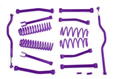 Steinjager Lift Kit Wrangler JK 2007-2018 4 Inch Sinbad Purple