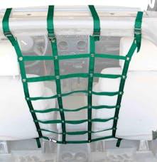 Steinjager Dog Partition Wrangler JK 2007-2018 Green 4 Door